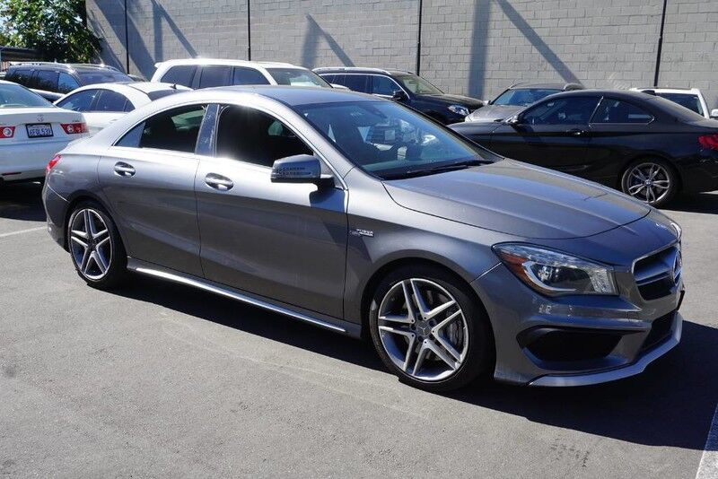 2015 Mercedes-Benz CLA-Class CLA 45 AMG (04/15) SPORT PACKAGE / MULTIMEDIA WITH NAVIGATION SY Monterey Park CA