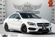 2015 Mercedes-Benz CLA-Class CLA 45 AMG, AWD, NAVI, REAR CAM, B.SPOT, RECARO Video