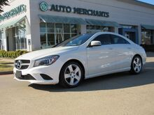 2015_Mercedes-Benz_CLA-Class_CLA250 4MATIC, EATHER SEATS, NAVIGATION SYSTEM, PANORAMIC ROOF, SATELLITE RADIO, PREMIUM STEREO, HEA_ Plano TX