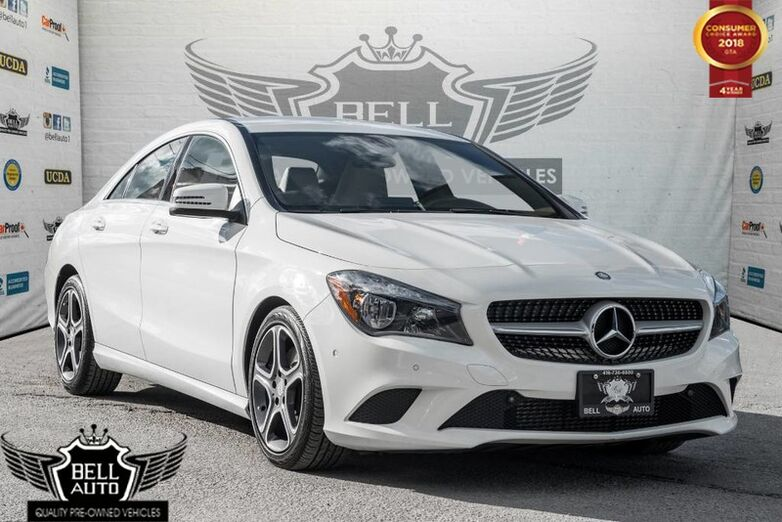 2015 Mercedes-Benz CLA250 4MATIC NAVIGATION LEATHER INTERIOR BACK-UP CAMERA Toronto ON