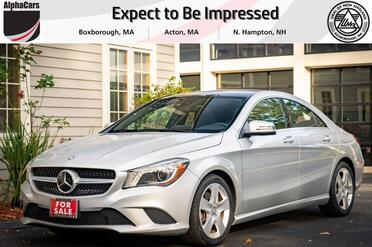 2015_Mercedes-Benz_CLA250_4Matic_ Boxborough MA