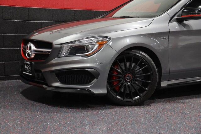 2015 Mercedes-Benz CLA45 AMG 4-Matic Performance Studio Package 4dr Sedan Chicago IL