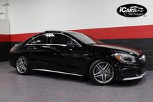 2015 Mercedes-Benz CLA45 AMG 4-Matic w/Perfomance Package 4dr Sedan