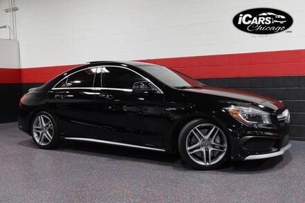 2015_Mercedes-Benz_CLA45 AMG_4-Matic w/Perfomance Package 4dr Sedan_ Chicago IL