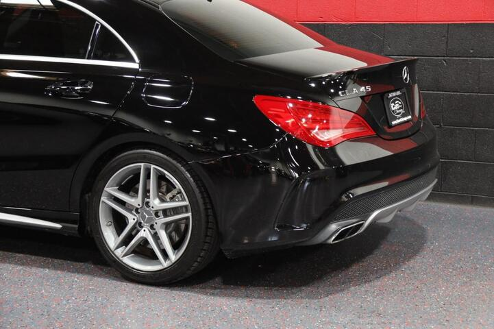 2015 Mercedes-Benz CLA45 AMG 4-Matic w/Perfomance Package 4dr Sedan Chicago IL