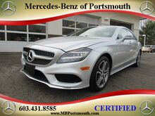 2015_Mercedes-Benz_CLS_400 4MATIC® Coupe_ Greenland NH