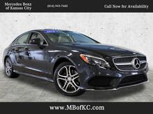 2015_Mercedes-Benz_CLS_400 4MATIC® Coupe_ Kansas City MO
