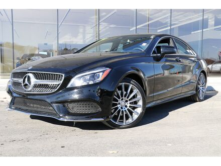 2015_Mercedes-Benz_CLS_400 4MATIC® Coupe_ Merriam KS