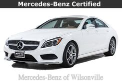 2015_Mercedes-Benz_CLS_400 4MATIC® Coupe_ Portland OR