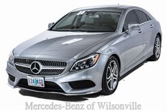 2015_Mercedes-Benz_CLS_400 Coupe_ Portland OR