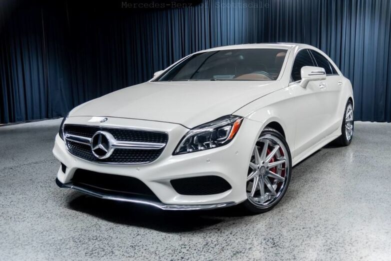 2015 Mercedes-Benz CLS 550 Coupe Scottsdale AZ