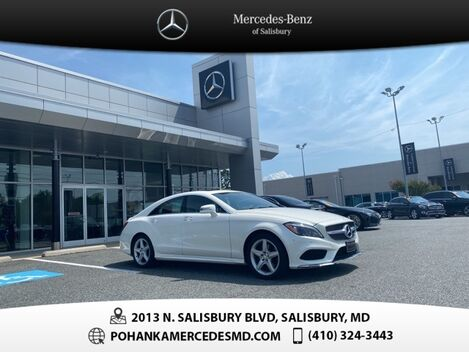 2015_Mercedes-Benz_CLS_CLS 400 4MATIC®_ Salisbury MD