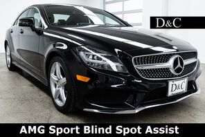 2015_Mercedes-Benz_CLS_CLS 400 AMG Sport Blind Spot Assist_ Portland OR