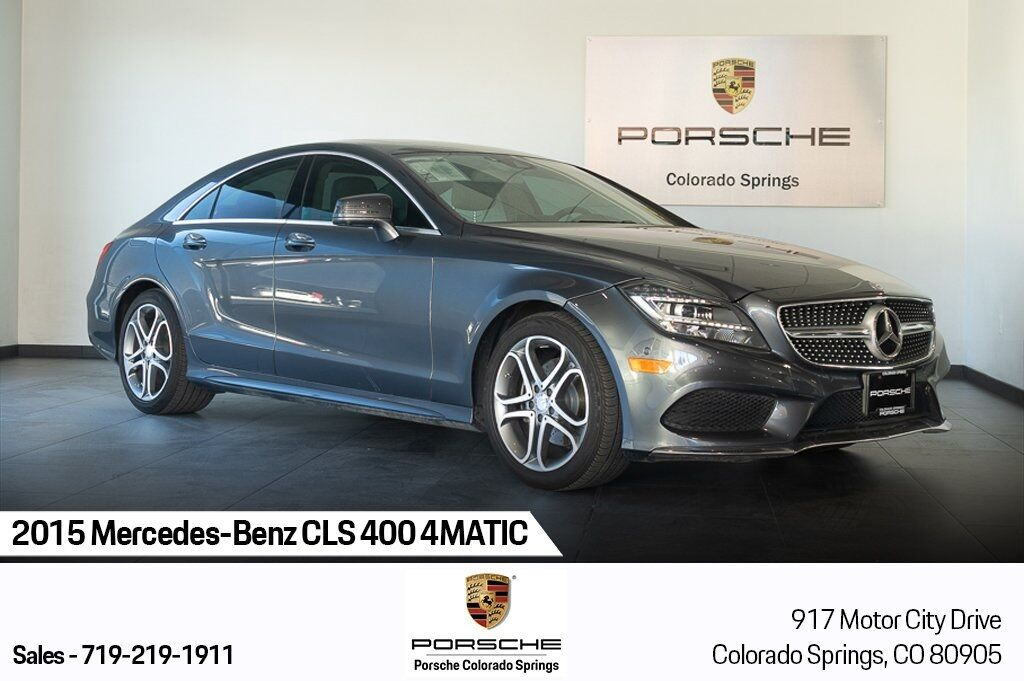 2015 Mercedes-Benz CLS CLS 400 Colorado Springs CO