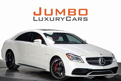 2015_Mercedes-Benz_CLS_CLS 63 S AMG®_ Hollywood FL