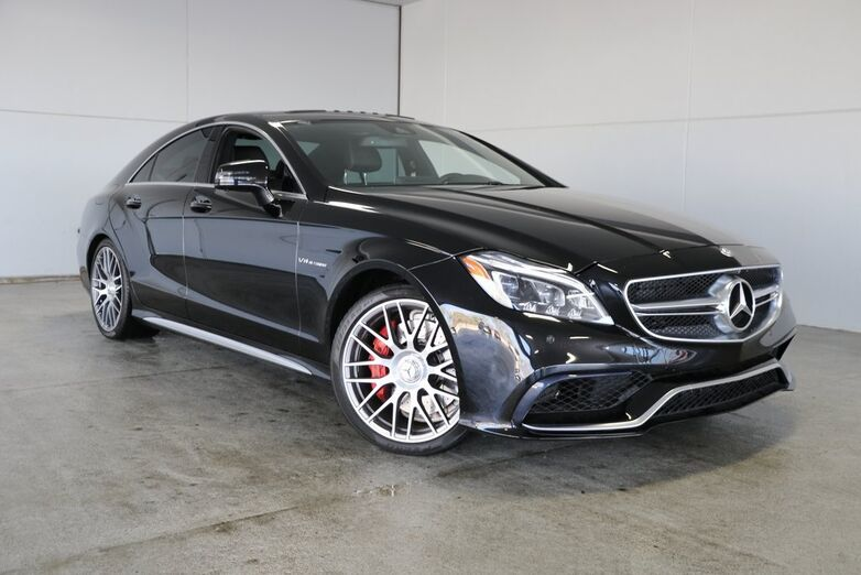 2015 Mercedes-Benz CLS CLS 63 S AMG® Merriam KS