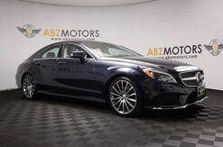 2015_Mercedes-Benz_CLS-Class_CLS 400 AMG,Blind Spot,360Camera,Nav,AC Seats_ Houston TX