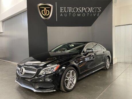 2015 Mercedes-Benz CLS-Class CLS 400 Salt Lake City UT