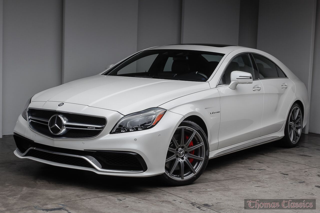 All Types cls mercedes 2015 : 2015 Mercedes-Benz CLS-Class CLS 63 AMG S-Model Akron OH 19073291