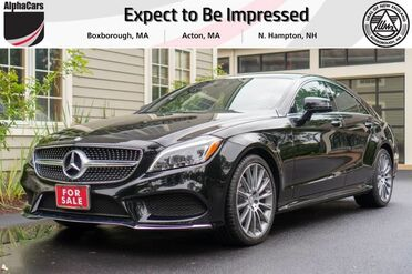 2015_Mercedes-Benz_CLS400_4Matic_ Boxborough MA