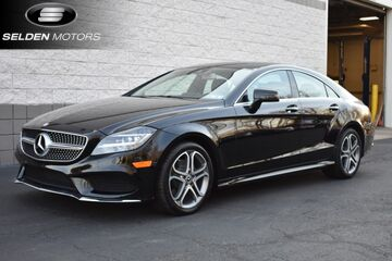 2015_Mercedes-Benz_CLS400_4Matic_ Willow Grove PA