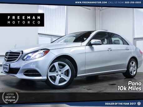 2015_Mercedes-Benz_E 350_4MATIC 10K Miles Pano Keyless-GO_ Portland OR