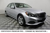 2015 Mercedes-Benz E 350 4MATIC® Sedan