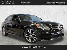 2015_Mercedes-Benz_E_350 Sedan_ Kansas City MO