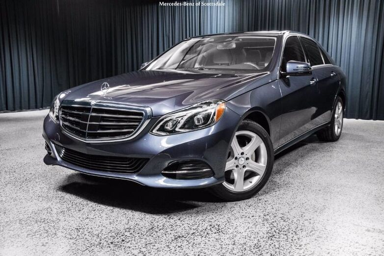 2015 Mercedes-Benz E 350 Sedan Scottsdale AZ