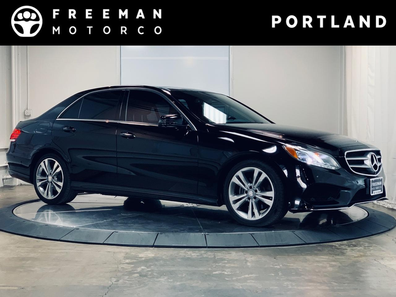 2015 Mercedes-Benz E 350 Sport Pano Blind Spot Assist Active Park Assist 31k Miles Portland OR