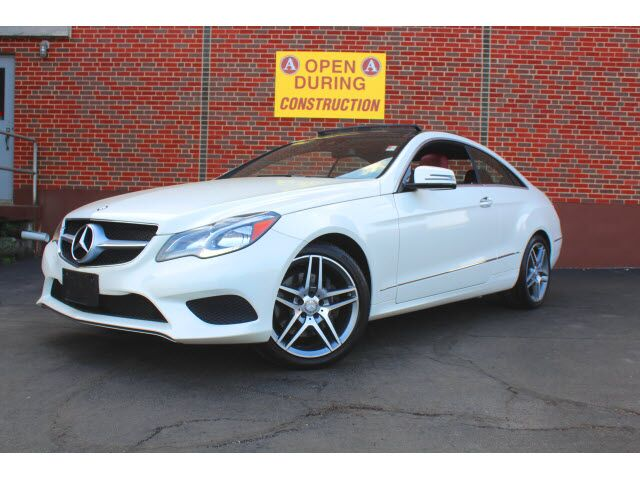 2015 Mercedes-Benz E 400 4MATIC® Coupe Merriam KS