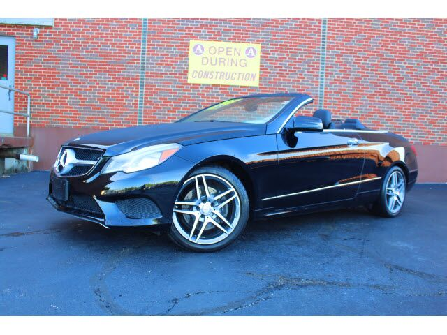 2015 Mercedes-Benz E 400 Cabriolet Kansas City KS