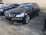 2015 Mercedes-Benz E 4dr Sdn 350 Luxury 4MATIC®