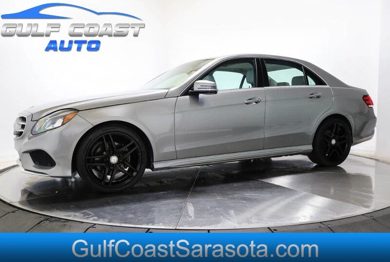 2015 Mercedes-Benz E-CLASS E 350 LEATHER NAVI WHEELS SUNROOF EXTRA CLEAN Sarasota FL