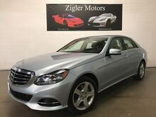 2015_Mercedes-Benz_E-Class *Diesel*_E 250 BlueTEC Sport Driver Assist Blind Spot Lane Dep_ Addison TX