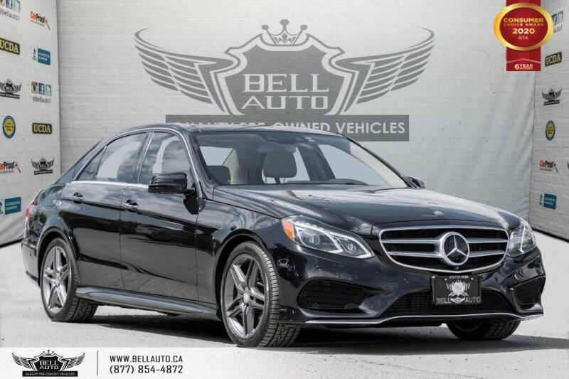 2015 Mercedes-Benz E-Class E 250 BlueTEC, NO ACCIDENT, AWD, NAVI, 360 CAM Toronto ON