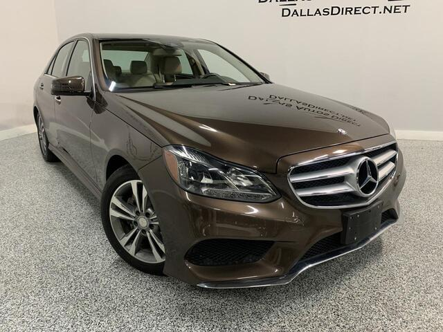 2015 Mercedes-Benz E-Class E 250 BlueTEC Sport Carrollton  TX
