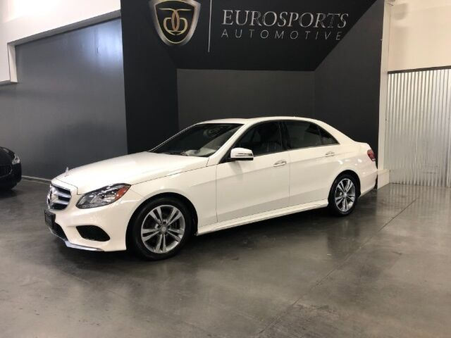 2015 Mercedes-Benz E-Class E 250 BlueTEC Sport Salt Lake City UT
