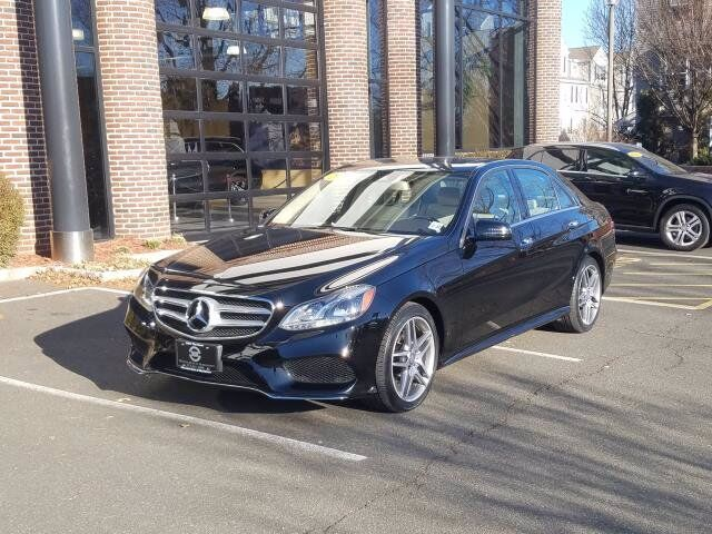 2015 Mercedes-Benz E-Class E 350 4MATIC® Sedan Morristown NJ