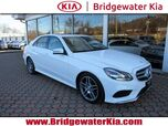 2015 Mercedes-Benz E-Class E 350 Sport 4MATIC Sedan,