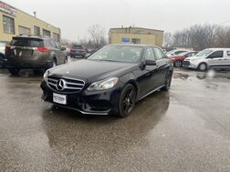 2015_Mercedes-Benz_E-Class_E 350 Sport_ Cleveland OH