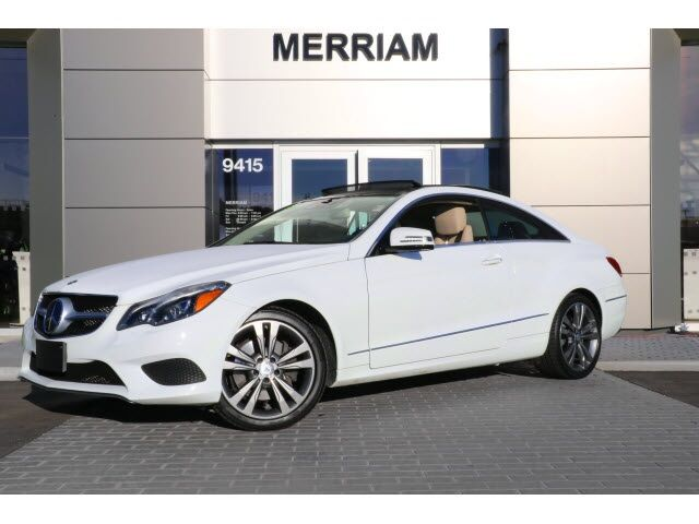 2015 Mercedes-Benz E-Class E 400 Kansas City KS