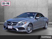 2015_Mercedes-Benz_E-Class_E 550_ Buena Park CA