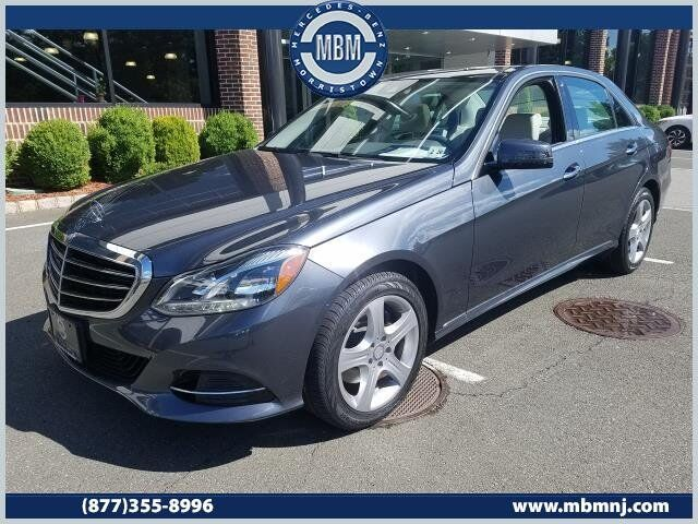 2015 Mercedes-Benz E-Class E350 4MATIC® Sedan Morristown NJ