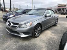 2015_Mercedes-Benz_E-Class_E400 Cabriolet_ Houston TX