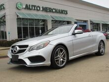 2015_Mercedes-Benz_E-Class_E550 Cabriolet*NAVIGATION SYSTEM,PREMIUM SOUND,HEATED SEATS,BACK UP CAM,BLUETOOTH_ Plano TX