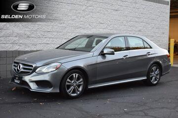 2015_Mercedes-Benz_E250_BlueTEC Luxury_ Willow Grove PA