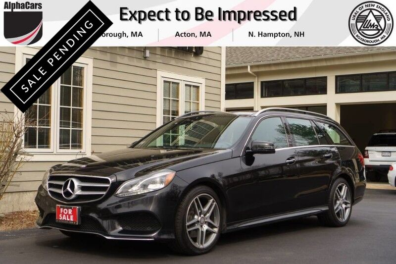 becebf8aaf 2015 Mercedes-Benz E350 4Matic AMG Sport Wagon Boxborough MA ...