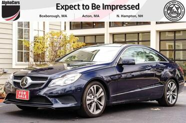 2015_Mercedes-Benz_E400_4Matic Coupe_ Boxborough MA