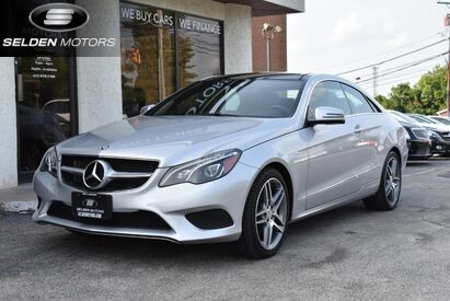 2015 Mercedes-Benz E400 Sport 4Matic
